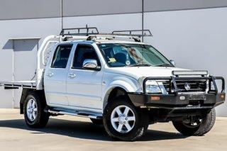 2003 Holden Rodeo LT Crew Cab Utility.