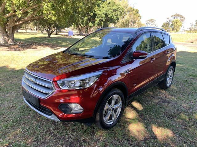 Used Ford Escape Trend PwrShift AWD, Warwick Farm, 2017 Ford Escape Trend PwrShift AWD Wagon