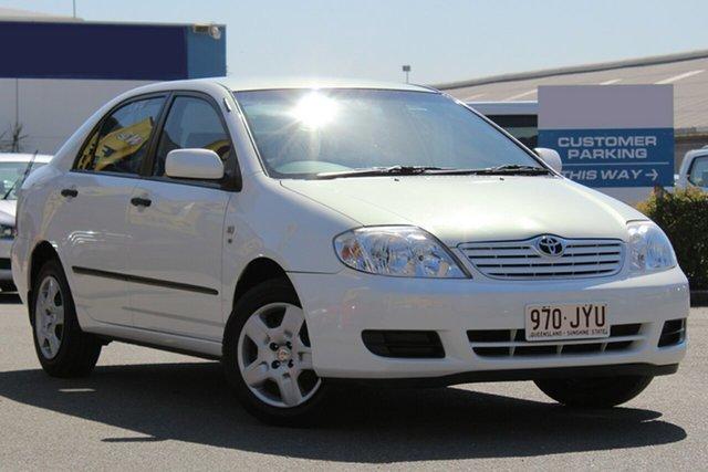 Used Toyota Corolla Ascent, Bowen Hills, 2007 Toyota Corolla Ascent Sedan