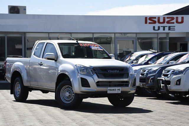 Discounted New Isuzu D-MAX SX Space Cab 4x2 High Ride, Narellan, 2019 Isuzu D-MAX SX Space Cab 4x2 High Ride Utility