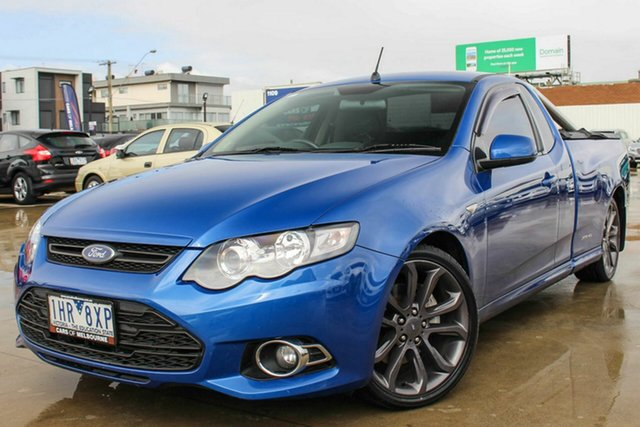 Used Ford Falcon XR6 Ute Super Cab Turbo, Coburg North, 2014 Ford Falcon XR6 Ute Super Cab Turbo Utility