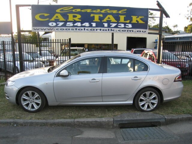 Used Ford Falcon G6, Nambour, 2010 Ford Falcon G6 Sedan