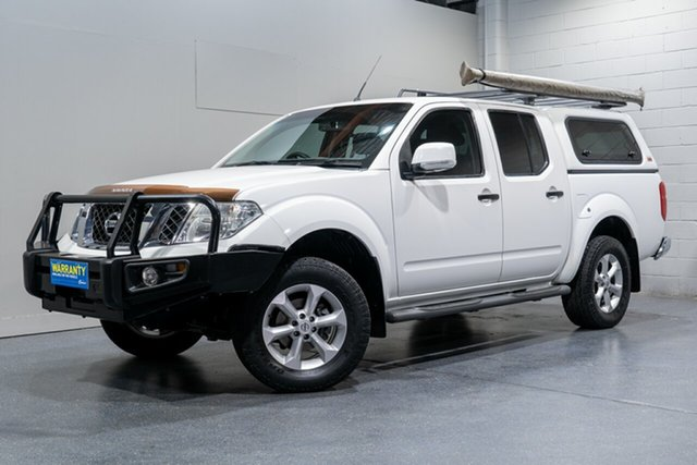 Used Nissan Navara ST (4x4), Slacks Creek, 2013 Nissan Navara ST (4x4) Dual Cab Pick-up