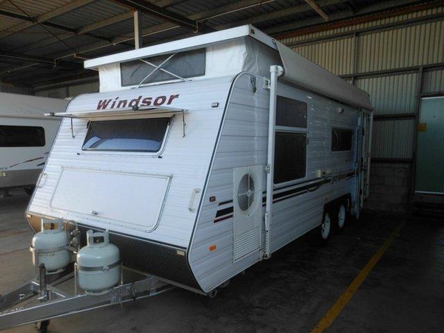 Used Windsor Genesis GP538s, Pialba, 2010 Windsor Genesis GP538s Pop-top
