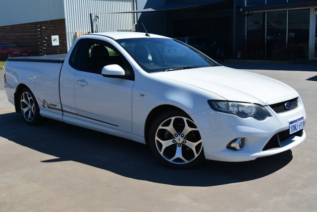 Used Ford Falcon XR6 50th Anniversary, Kewdale, 2010 Ford Falcon XR6 50th Anniversary Utility
