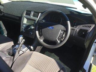 2006 Ford Falcon Futura (LPG) Sedan.