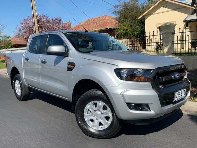 Used Ford Ranger XLS Double Cab, Cheltenham, 2017 Ford Ranger XLS Double Cab Utility