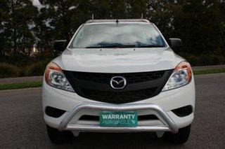 2015 Mazda BT-50 XT Freestyle 4x2 Hi-Rider Cab Chassis.