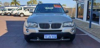 2006 BMW X3 si Steptronic Wagon.