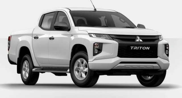 New Mitsubishi Triton GLX+ Double Cab, Atherton, 2019 Mitsubishi Triton GLX+ Double Cab Utility