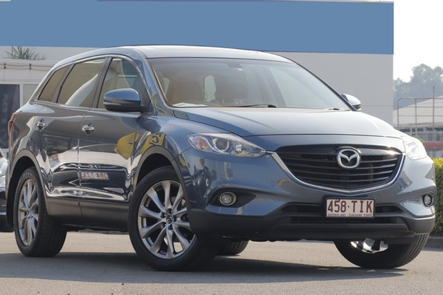 Used Mazda CX-9 Luxury Activematic AWD, Bowen Hills, 2013 Mazda CX-9 Luxury Activematic AWD Wagon