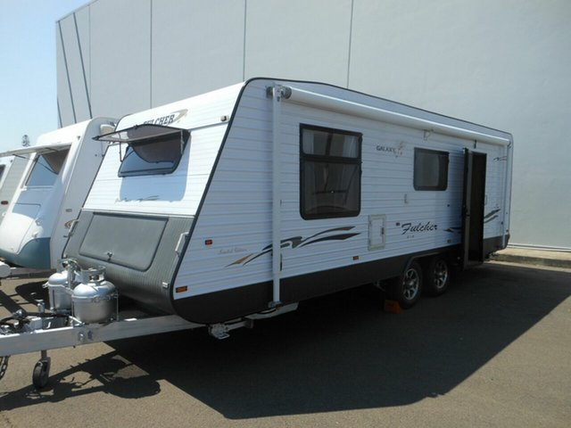 Used Galaxy FULCHER Grand Tourer Limited Edit, Pialba, 2011 Galaxy FULCHER Grand Tourer Limited Edit Caravan
