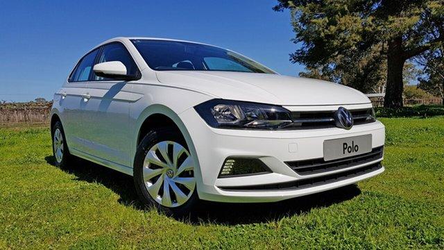 New Volkswagen Polo 70TSI DSG Trendline, Tanunda, 2019 Volkswagen Polo 70TSI DSG Trendline Hatchback
