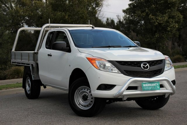 Used Mazda BT-50 XT Freestyle 4x2 Hi-Rider, Officer, 2015 Mazda BT-50 XT Freestyle 4x2 Hi-Rider Cab Chassis