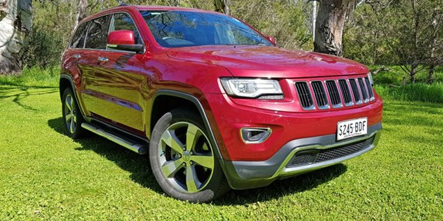 Used Jeep Grand Cherokee Limited, Tanunda, 2014 Jeep Grand Cherokee Limited Wagon