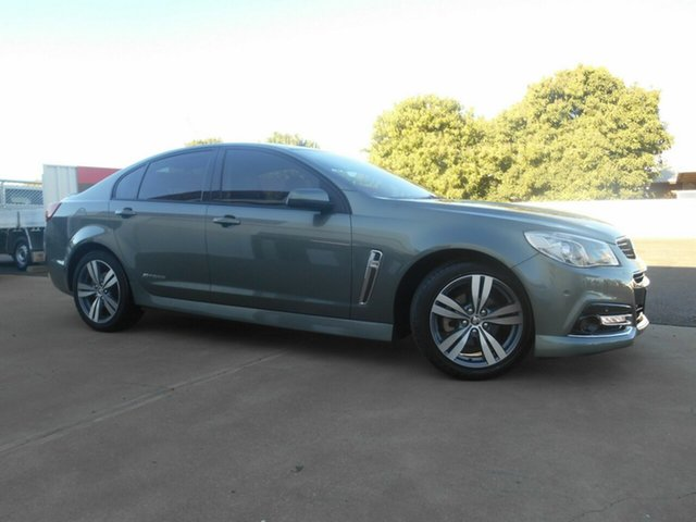 Used Holden Commodore SV6 Storm, Mount Isa, 2015 Holden Commodore SV6 Storm VF MY15 Sedan