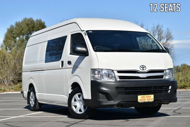 Used Toyota HiAce Commuter High Roof Super LWB, Enfield, 2013 Toyota HiAce Commuter High Roof Super LWB Bus