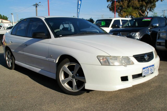 Used Holden Commodore Executive, Bellevue, 2003 Holden Commodore Executive Sedan
