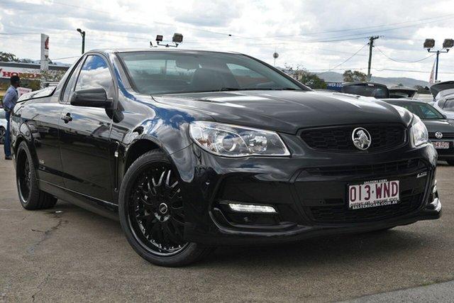 Used Holden Ute SS Ute Black, Indooroopilly, 2016 Holden Ute SS Ute Black Utility