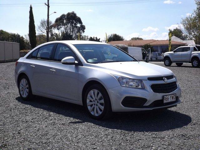 Used Holden Cruze Equipe, Toowoomba, 2016 Holden Cruze Equipe Sedan