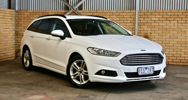 Used Ford Mondeo Ambiente PwrShift, Thomastown, 2015 Ford Mondeo Ambiente PwrShift Wagon
