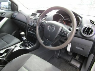 2012 Mazda BT-50 XT Freestyle Cab Chassis.