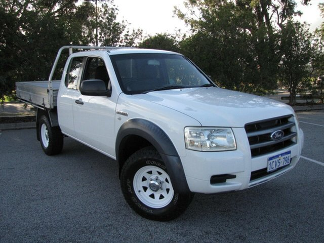 Used Ford Ranger XL Super Cab 4x2 Hi-Rider, Maddington, 2008 Ford Ranger XL Super Cab 4x2 Hi-Rider Utility