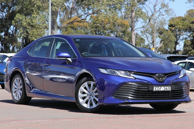 Used Toyota Camry Ascent, Warwick Farm, 2018 Toyota Camry Ascent Sedan