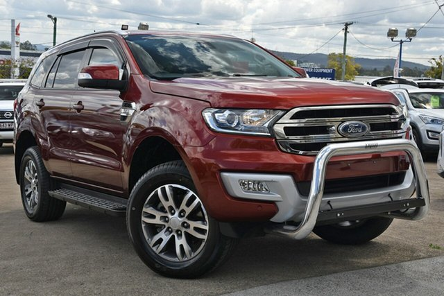Used Ford Everest Trend RWD, Indooroopilly, 2018 Ford Everest Trend RWD Wagon