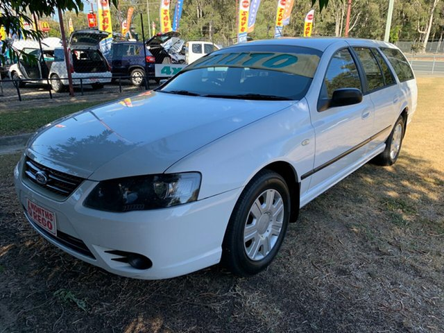 Used Ford Falcon XT (LPG), Clontarf, 2010 Ford Falcon XT (LPG) Wagon