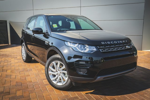 Discounted Demonstrator, Demo, Near New Land Rover Discovery Sport TD4 110kW SE, Toowoomba, 2018 Land Rover Discovery Sport TD4 110kW SE Wagon