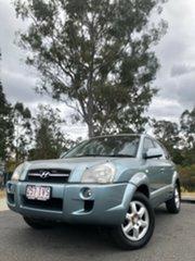 2005 Hyundai Tucson AWD Elite Wagon.