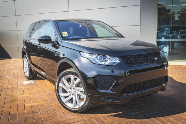 New Land Rover Discovery Sport Si4 213kW SE, Toowoomba, 2019 Land Rover Discovery Sport Si4 213kW SE Wagon