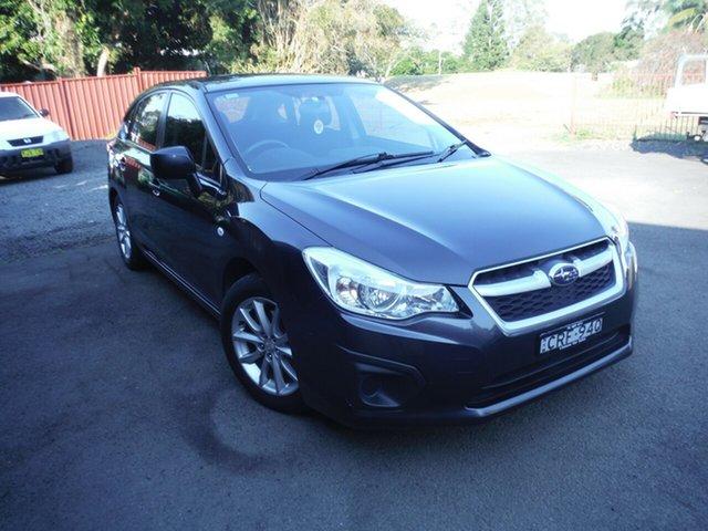 Used Subaru Impreza 2.0I (AWD), East Lismore, 2013 Subaru Impreza 2.0I (AWD) MY14 Hatchback