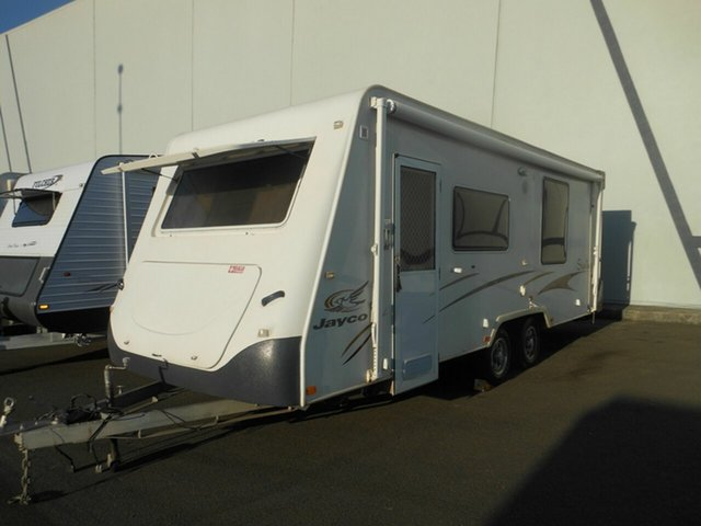 Discounted Used Jayco Sterling 21.65-4, Pialba, 2008 Jayco Sterling 21.65-4 Caravan