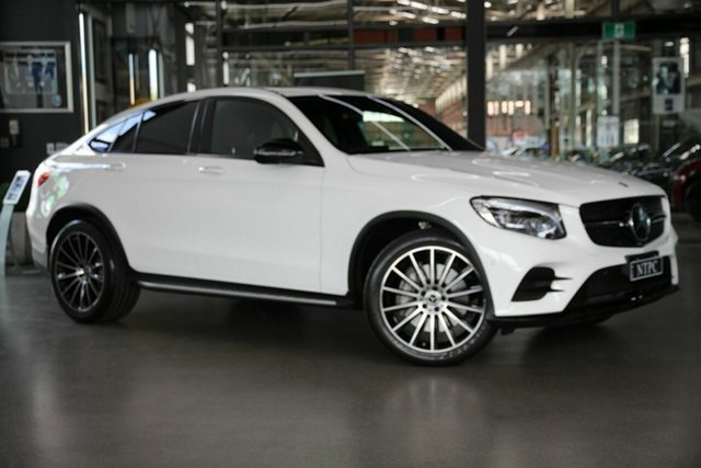Used Mercedes-Benz GLC250 Coupe 9G-Tronic 4MATIC, North Melbourne, 2019 Mercedes-Benz GLC250 Coupe 9G-Tronic 4MATIC Wagon