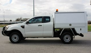 2013 Ford Ranger XL Super Cab Cab Chassis.