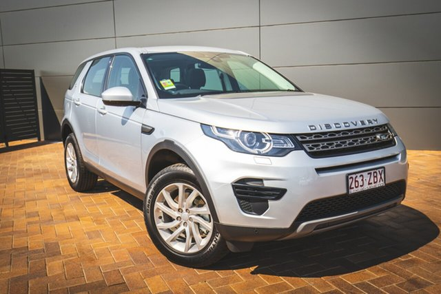Demonstrator, Demo, Near New Land Rover Discovery Sport Si4 177kW SE, Toowoomba, 2019 Land Rover Discovery Sport Si4 177kW SE Wagon