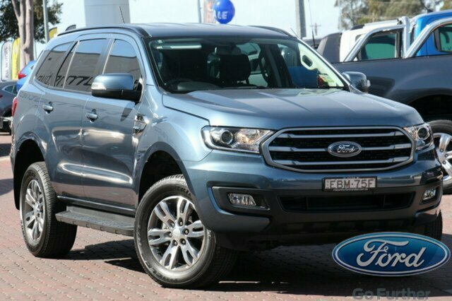 Discounted Used Ford Everest Ambiente 4WD, Narellan, 2019 Ford Everest Ambiente 4WD SUV
