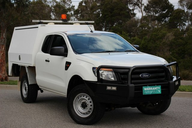 Used Ford Ranger XL Super Cab, Officer, 2013 Ford Ranger XL Super Cab Cab Chassis