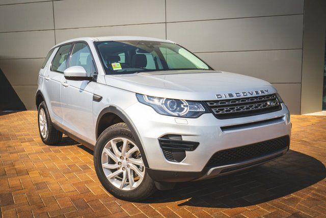 New Land Rover Discovery Sport Si4 177kW SE, Toowoomba, 2019 Land Rover Discovery Sport Si4 177kW SE Wagon