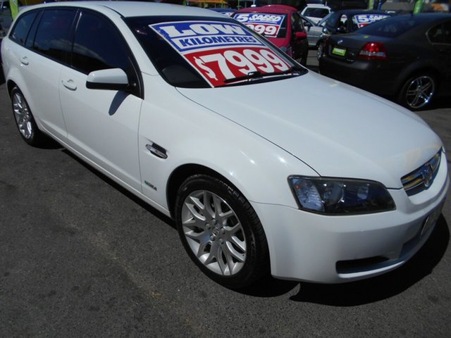 Used Holden Commodore International Sportwagon, Slacks Creek, 2009 Holden Commodore International Sportwagon Wagon