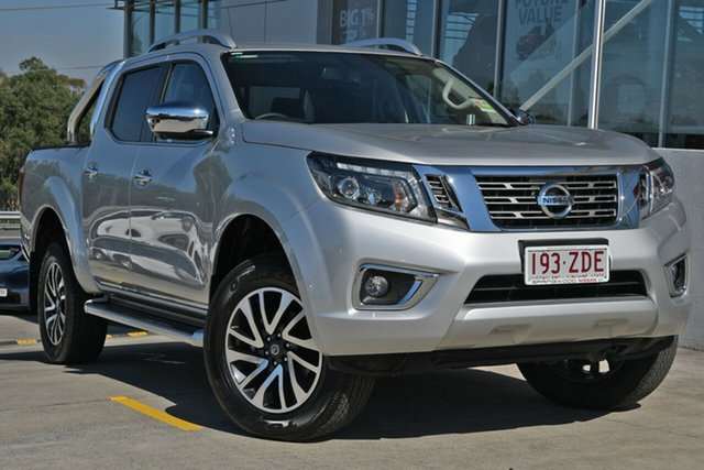 Demonstrator, Demo, Near New Nissan Navara ST-X, Indooroopilly, 2019 Nissan Navara ST-X Utility