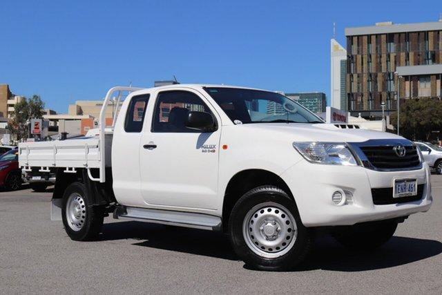 Used Toyota Hilux SR (4x4), Northbridge, 2014 Toyota Hilux SR (4x4) X Cab Cab Chassis