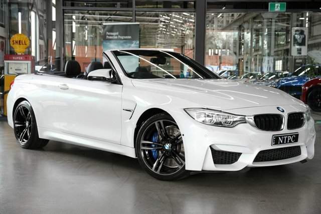 Used BMW M4 M-DCT, North Melbourne, 2015 BMW M4 M-DCT Convertible