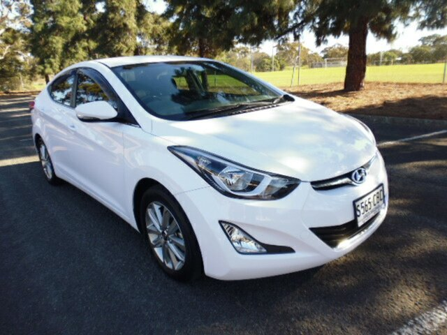 Used Hyundai Elantra Active, Nailsworth, 2014 Hyundai Elantra Active Sedan