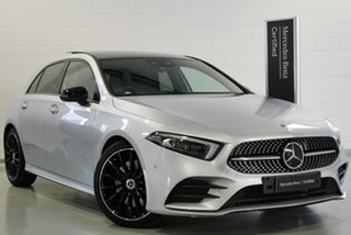 2018 Mercedes-Benz A250 AMG Line DCT 4MATIC Hatchback.