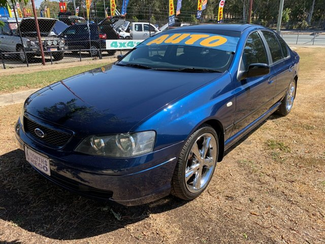 Used Ford Falcon XT, Clontarf, 2004 Ford Falcon XT Sedan