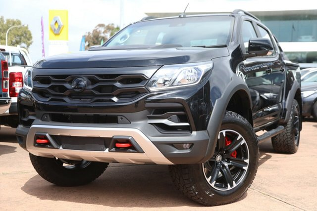 Demonstrator, Demo, Near New Holden Special Vehicles Colorado SportsCat+ Pickup Crew Cab, Brookvale, 2018 Holden Special Vehicles Colorado SportsCat+ Pickup Crew Cab Utility