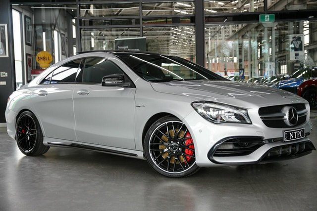 Used Mercedes-AMG CLA45 4Matic, North Melbourne, 2017 Mercedes-AMG CLA45 4Matic Coupe